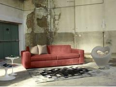 - 3 seater fabric sofa bed KOOI | 3 seater sofa - Domingo Salotti