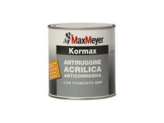 Antiruggine acrilica all'acquaKORMAX - MAXMEYER BY CROMOLOGY ITALIA