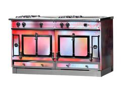Cucina a libera installazioneLA CORNUE X KONGO MIDDLE EAST - LA CORNUE