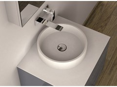- Countertop round washbasin LA431 | Countertop washbasin - INBANI