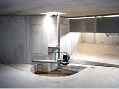 Sistema di lavaggio con eiettoreLAE - BETONCABLO