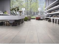 Pavimento in laminato effetto legno OBLIGE 32 - Virag