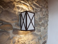 Lampada da parete a LEDLANTERNINA - BRILLAMENTI BY HI PROJECT