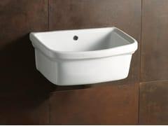 - Utility sink LAUNDRY 45X38 | Utility sink - Alice Ceramica