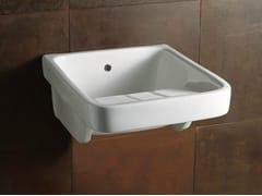 - Utility sink LAUNDRY 50X60 | Utility sink - Alice Ceramica