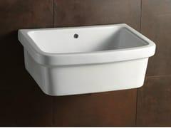 - Utility sink LAUNDRY 60X45 | Utility sink - Alice Ceramica
