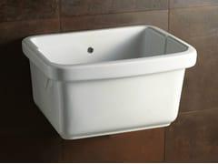 - Utility sink LAUNDRY 60X50 | Utility sink - Alice Ceramica