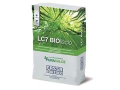 Intonaco naturale e per la bioediliziaLC7 BIOLISCIO - FASSA