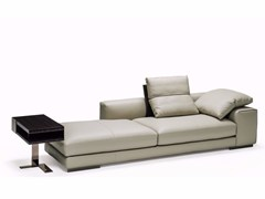- 3 seater leather sofa ATLAS | Leather sofa - Arketipo