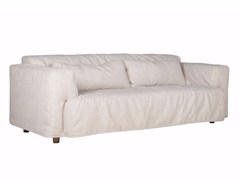 - Upholstered 3 seater fabric sofa LEO | 3 seater sofa - SITS