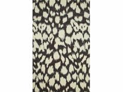 - Patterned rug LEOPARD IKAT - Jaipur Rugs