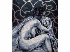 - Marble mosaic LES DEMOISELLES III - Lithos Mosaico Italia - Lithos