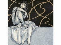 - Marble mosaic LES DEMOISELLES IV - Lithos Mosaico Italia - Lithos