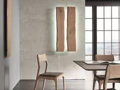Lampada da parete a LED in legnoLH30 - ALTA CORTE