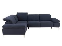 - Corner upholstered fabric sofa LIBERTA | Corner sofa - GAUTIER FRANCE