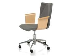 - Task chair with 5-Spoke base LIBRA - RIGA CHAIR
