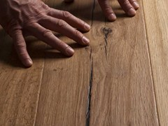 - English oak parquet LIFE QUERCIA DEGAS - GAZZOTTI