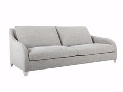 - Upholstered 3 seater fabric sofa LILY | 3 seater sofa - SITS