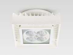 - LED ceiling lamp LINDRO SQUARE MAXI - Reggiani Illuminazione
