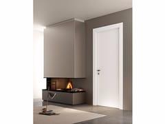 - Hinged wooden door LINEA | Hinged door - Pail Serramenti