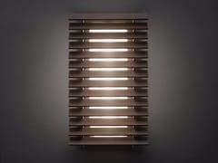 - LED Wall Lamp LINEANA V - BOVER Il. Luminació & Mobiliario