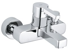 - Wall-mounted single handle bathtub mixer LINEARE | 2 hole bathtub mixer - Grohe