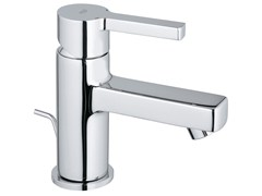 - Countertop single handle washbasin mixer with pop up waste LINEARE SIZE XS | Washbasin mixer - Grohe