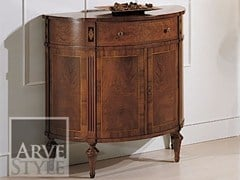 - Solid wood sideboard with doors LIONE - Arvestyle