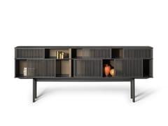- Oak sideboard LLOYD | Sideboard - Poltrona Frau