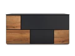 - Lacquered oak sideboard LOFT WILD | Sideboard - Oliver B.
