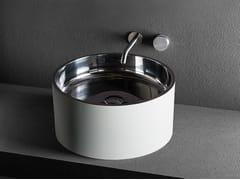 - Countertop washbasin LOG 26 - MAKRO
