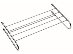 Porta asciugamani a barra in acciaio inoxLOGIC 2260268 | Porta asciugamani - COSMIC