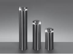 Paletto luminoso a LED in alluminio pressofusoLOGICO GARDEN - ARTEMIDE