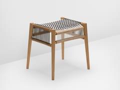 - Low oak stool LOOM | Oak stool - H Furniture