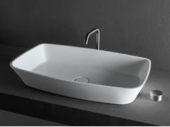 - Countertop washbasin LOOP XL - MAKRO