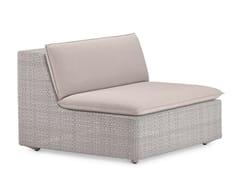 - Modular garden armchair LOU | Modular armchair - Dedon