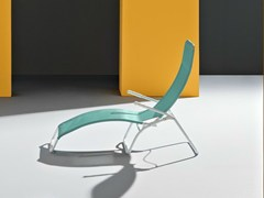 - Deck chair with armrests with footrest LIDO | Deck chair with footrest - FIAM