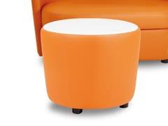 Tavolino basso in pelleDISCO | Tavolino basso - NEOLOGY PARIS