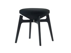 - Low swivel stool U-TURN | Low stool - ROCHE BOBOIS