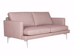 - Upholstered 2 seater fabric sofa LUDVIG | 2 seater sofa - SITS