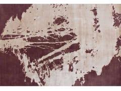 - Handmade rectangular rug LUGANO SPICY - EDITION BOUGAINVILLE