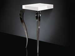 - Lacquered steel console table LUIGI | Console table - VGnewtrend