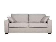 - Upholstered 2 seater fabric sofa bed LUKAS | 2 seater sofa bed - SITS