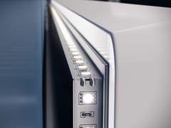 Profilo per illuminazione lineare per moduli LEDLUMINES F | Illuminazione per mobili - LUMINES LIGHTING