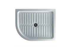 - Anti-slip built-in shower tray LUNA SX - GALASSIA