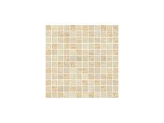 - Porcelain stoneware mosaic LUX AVORIO - CERAMICHE BRENNERO