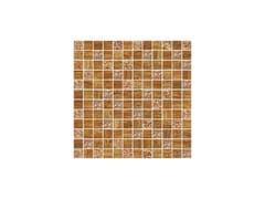 - Porcelain stoneware mosaic LUX SOLARE - CERAMICHE BRENNERO