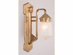 - Brass wall lamp LUZERN I | Wall lamp - Patinas Lighting