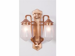 - Brass wall lamp LUZERN II | Wall lamp - Patinas Lighting