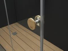 Maniglia per box doccia in rovereM6 | Maniglia per box doccia - AISI DESIGN